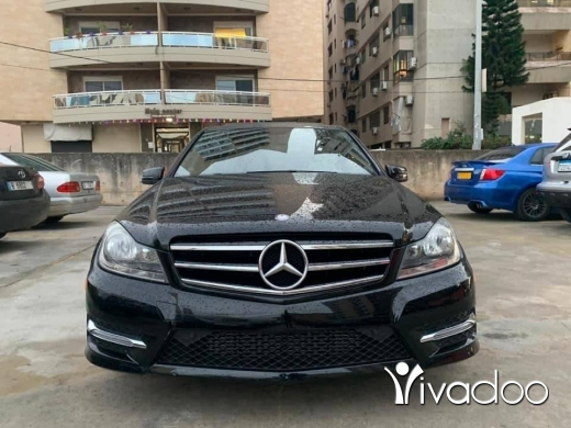 Mercedes-Benz in Tripoli - C 250 2014