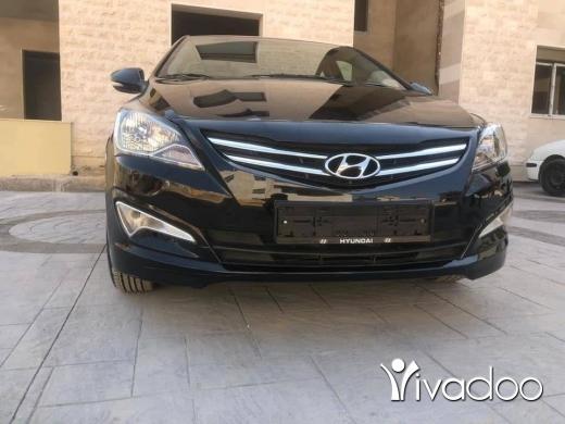 Hyundai in Dahr el-Ain - هيونداي سولاريس ٢٠١٨