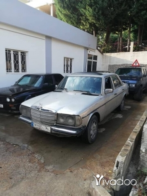 Mercedes-Benz in Zgharta - mercedes laff mazout 76(enkad)