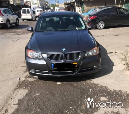 BMW in Sarafande - BMW E90