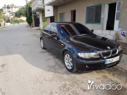 BMW in Halba - نيوابوي325 موديل 2002