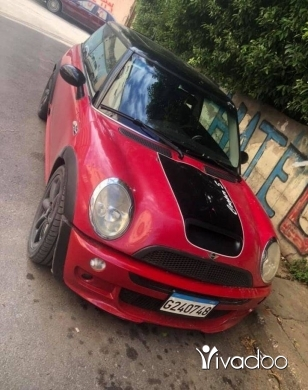 Mini in Tripoli - Mini cooper s 2003
