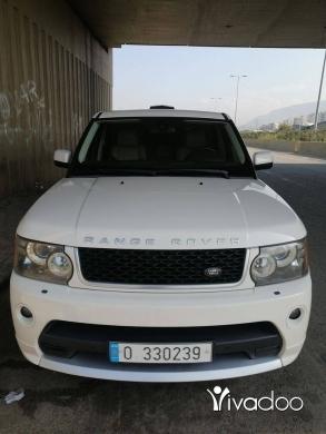 Rover in Nabatyeh - RANGE ROVER SPORT