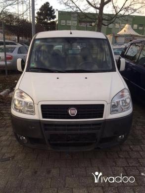 Fiat in Tripoli - Fait doblo 2010