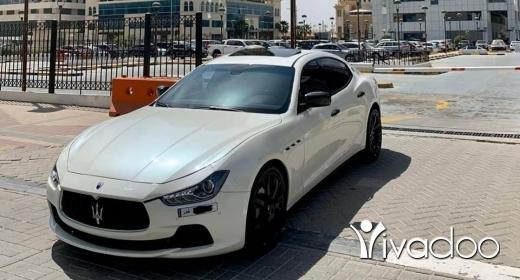 Maserati in Beirut City - Maserati ghibli S 2016