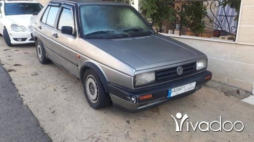 Volkswagen in Beirut City - Seyara ankad model 89 vetas 3ade bada amsor adam yamen