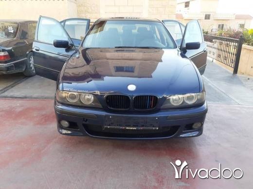 BMW in Tripoli - BM 520 Model 98