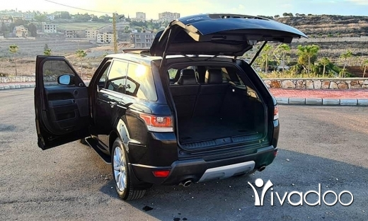 Rover in Beirut City - Range Rover Sport HSE supercharged 2014