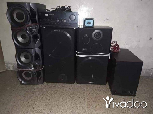 Audio & Stereo in Tripoli - سبيكرات