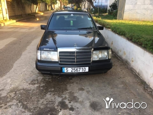 Mercedes-Benz in Tripoli - سياره نضيفة كتير موجوده بل بحصاص