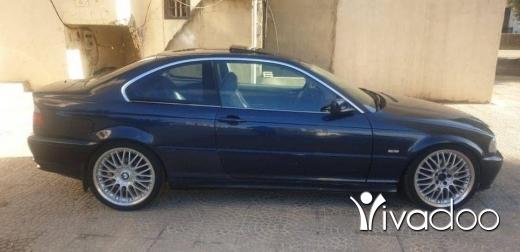 BMW in Beirut City - Bmw model 2002