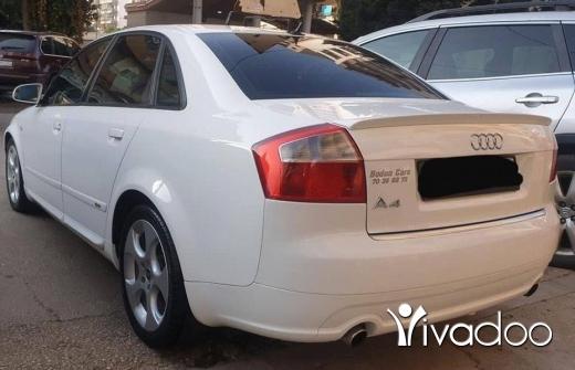 Audi in Tripoli - audi A4 (1.8)