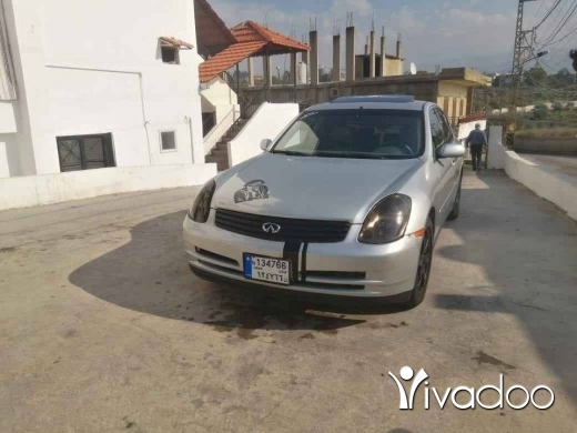 Infiniti in Tripoli - For sale