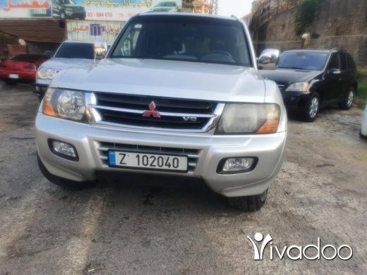 Mitsubishi in Beirut City - Mitsubishi Montero