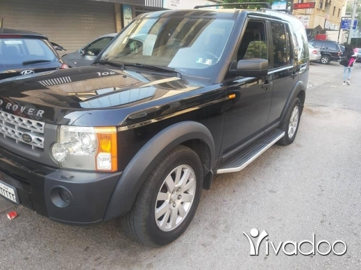 Land Rover in Beirut City - Land rover lr3 model 2005 clean 76677685