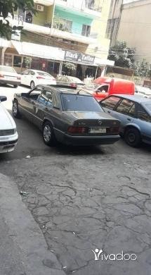 Mercedes-Benz in Tripoli - 190 model 91