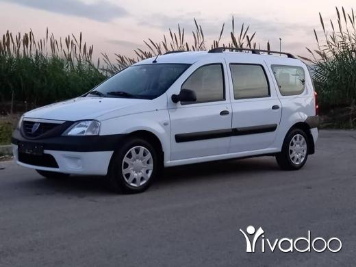 Dacia in Tripoli - سياره كتير نضيفه