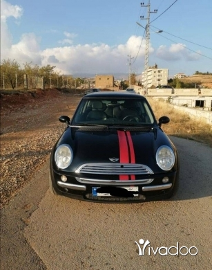 Mini in Beirut City - Mini cooper