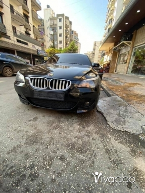 BMW in Tripoli - Bmw 525 model 2007
