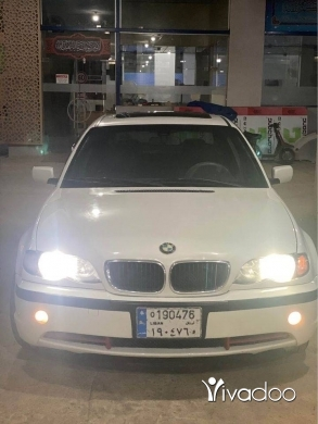 BMW in Beirut City - ٣٢٥ موديل ٢٠٠٣