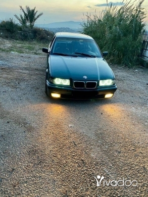 BMW in Deir Ammar - Boy el 92