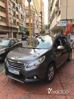 Peugeot in Beirut City - Peugeot 2008 Year 2016