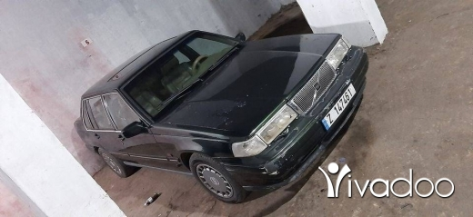 Volvo in Beirut City - Volvo 960