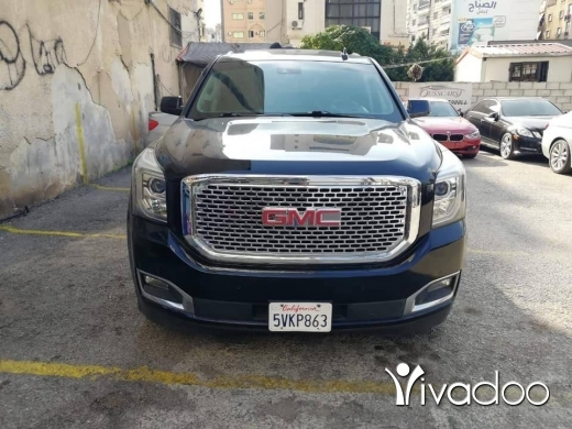 CMC in Beirut City - GMC YUKON 2015