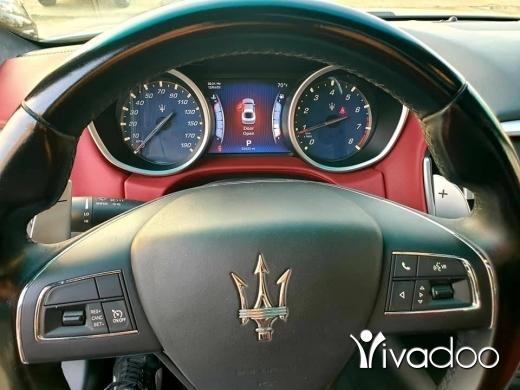 Maserati in Beirut City - 2014 Maserati Ghibli S Q4