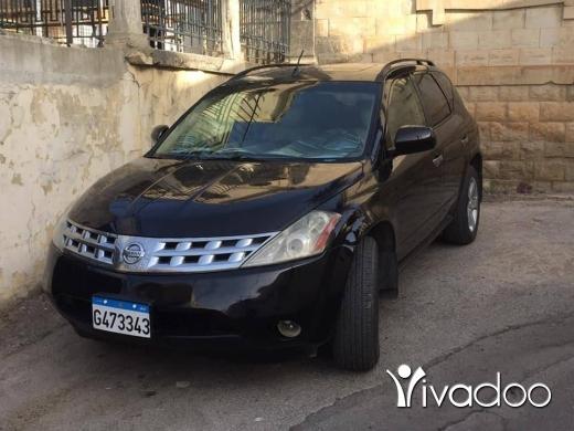 "Nissan in Beirut City - Murano 2003 ""SE"" 70722098"