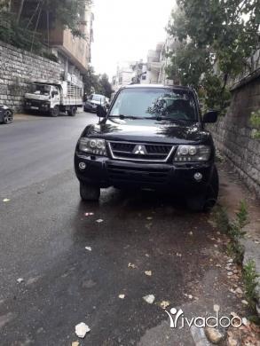 Mitsubishi in Beirut City - Montero 2003 2.8 enkad 03657478