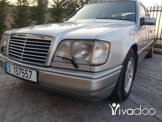 Mercedes-Benz in Tripoli - Mercedes 220// 1994 موديل 03926131
