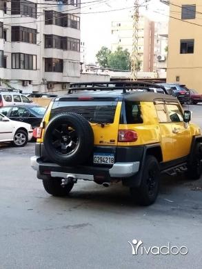 Toyota in Beirut City - Toyota FJ cruiser