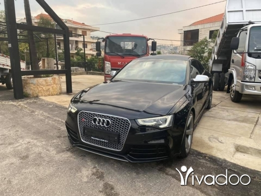 Audi in Beirut City - Audi RS5 2013, Kettaneh origin, only 54,000 km