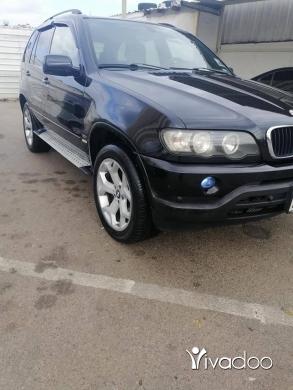 BMW in Tripoli - x5 model 2002 look 2005