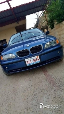 BMW in Akkar el-Atika - BMW New Boy 325 i Model 2003