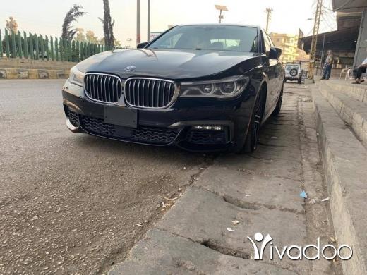 BMW in Majd Laya - M7