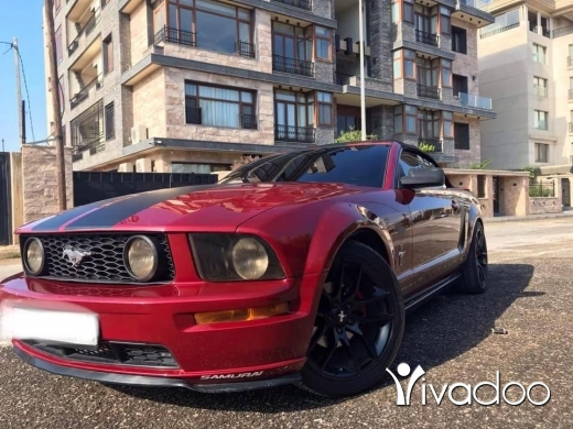 Ford in Tripoli - Mustang Ford 2009