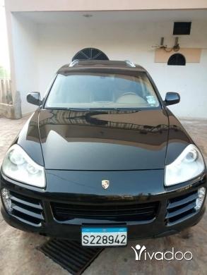 Porsche in Beirut City - Porch cayenne S v8 super clean