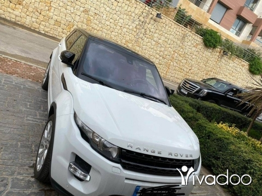 Rover in Beirut City - Range rover evoque 2013 70758486