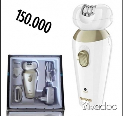 Other Goods in Tripoli - Gemei GM-600 Lady Epilator Hair Removal For Women