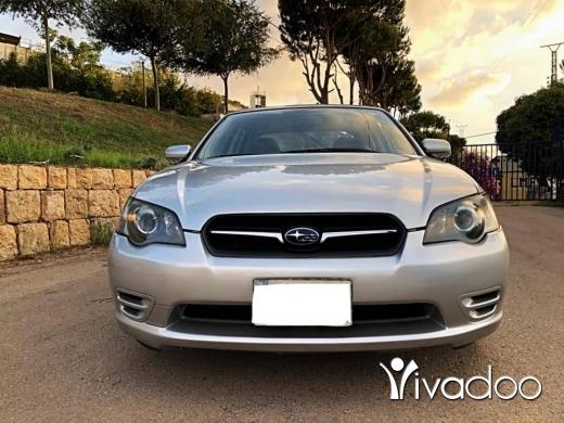 Subaru in Tripoli - Subaru Legacy Modle 2004