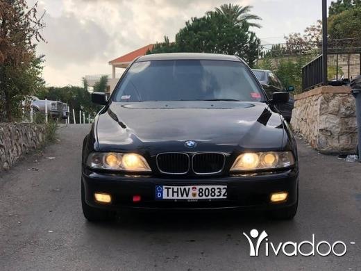 BMW in Damour - BMW temseh  Model 1996