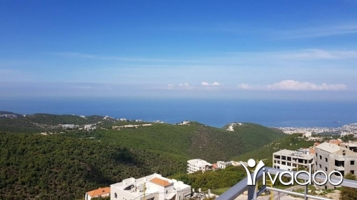 Apartments in Ras Osta - L07249 - Duplex for Sale in Braij With A Beautiful Mountain View