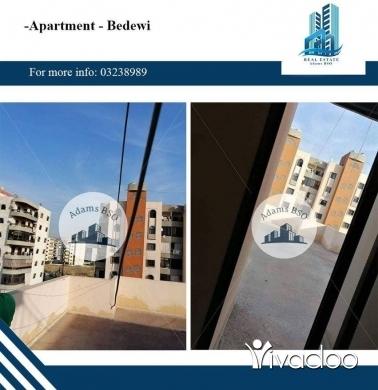 Apartments in Tripoli - شقة مميزة ولقطة للبيع طرابلس, جبل البداوي بجانب روضة السلام, جديدة