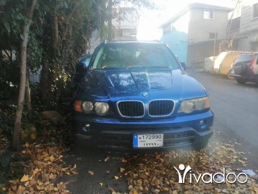 BMW in Remhala - X5 2002 super ndif