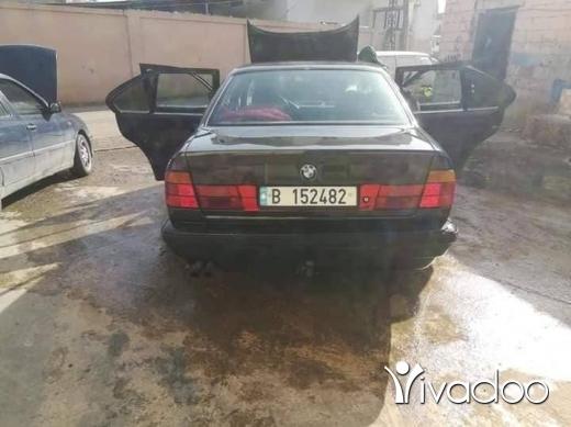 BMW in Akkar el-Atika - Bmw  525 model 1990