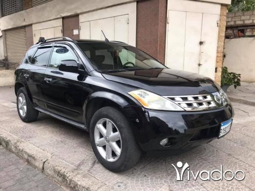 Nissan in Beirut City - Nissan murano model 2006 full option ☎️☎️