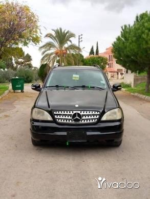 Mercedes-Benz in Baasir -  Mercedes Benz ML 320 model 99 enkad