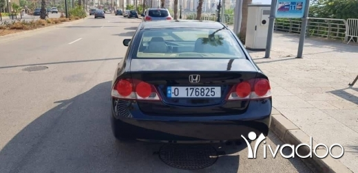 Honda in Tripoli - Honda civic 2006 lx